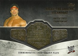 2014 Topps WWE Championship Belts Guide  17