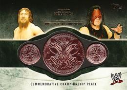 2014 Topps WWE Championship Belts Guide  23