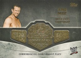 2014 Topps WWE Championship Belts Guide  18