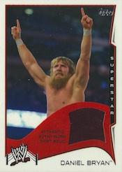 2014 Topps WWE Wrestling Cards 30