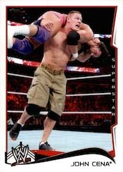 2014 Topps WWE Wrestling Cards 21