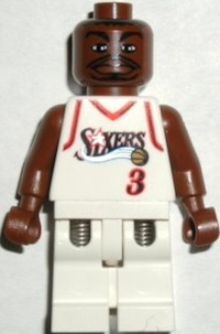 Complete Guide to LEGO NBA Figures, Sets & Upper Deck Cards 25