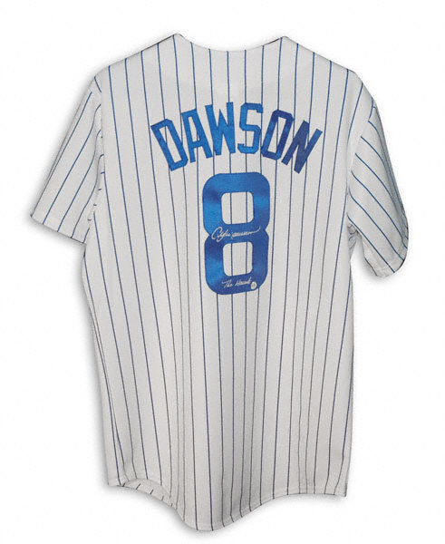new styles e9902 8ef82 Andre Dawson Cards, Rookie and Autographed Memorabilia ...