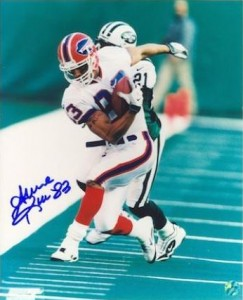 Andre Reed Signed Photo
