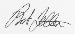 Bob Feller Signature Example