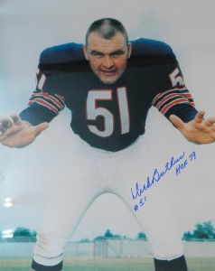 Dick Butkus Cards, Rookie Cards and Autographed Memorabilia Guide 27