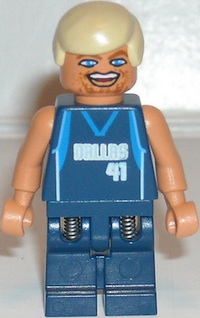 Complete Guide to LEGO NBA Figures, Sets & Upper Deck Cards 29