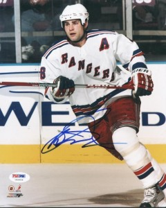 Eric Lindros Signed Photo