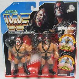 From Hulk Hogan to HBK: Ultimate Hasbro WWF Figures Guide 64