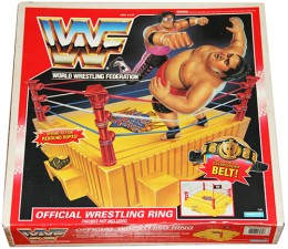 From Hulk Hogan to HBK: Ultimate Hasbro WWF Figures Guide 83