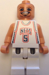 Complete Guide to LEGO NBA Figures, Sets & Upper Deck Cards 33