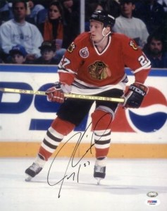 Jeremy Roenick Cards, Rookie Cards and Autograph Memorabilia Guide 25