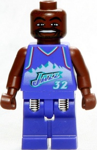 Complete Guide to LEGO NBA Figures, Sets & Upper Deck Cards 35