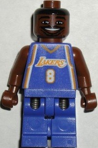 Complete Guide to LEGO NBA Figures, Sets & Upper Deck Cards 38