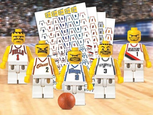 Complete Guide to LEGO NBA Figures, Sets & Upper Deck Cards 57