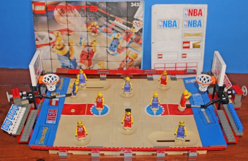Complete Guide to LEGO NBA Figures, Sets & Upper Deck Cards 62