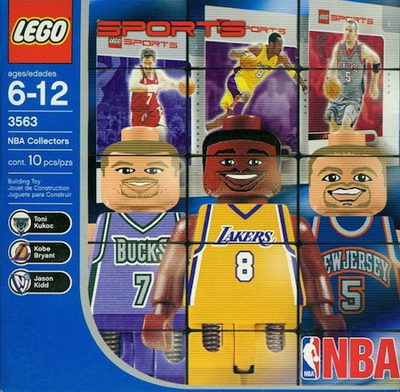 Complete Guide to LEGO NBA Figures, Sets & Upper Deck Cards 55