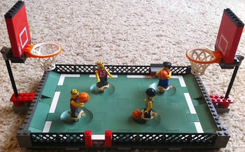 Lego NBA Street Ball Arena