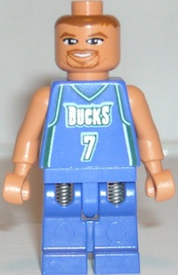 Complete Guide to LEGO NBA Figures, Sets & Upper Deck Cards 49