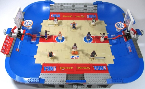 Lego Ultimate NBA Arena
