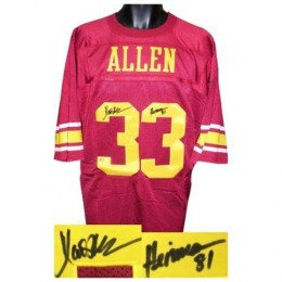 Marcus Allen Football Cards, Rookie Cards and Autographed Memorabilia Guide 22