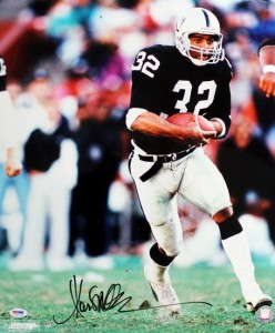Marcus Allen Football Cards, Rookie Cards and Autographed Memorabilia Guide 24