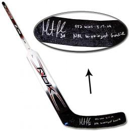 Martin Brodeur Signed Stick