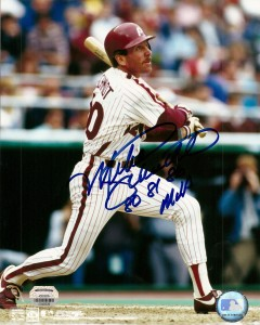 Mike Schmidt Signed Photo