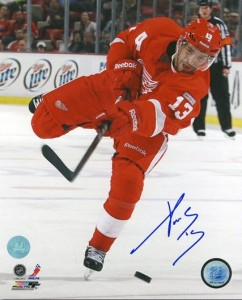 Pavel Datsyuk Cards, Rookie Cards and Autographed Memorabilia Guide 45