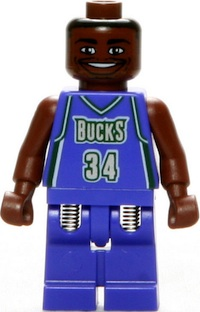 Complete Guide to LEGO NBA Figures, Sets & Upper Deck Cards 43