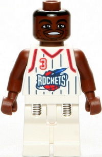 Complete Guide to LEGO NBA Figures, Sets & Upper Deck Cards 46