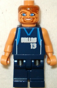 Complete Guide to LEGO NBA Figures, Sets & Upper Deck Cards 47