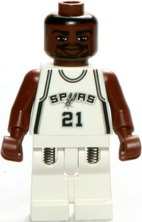 Complete Guide to LEGO NBA Figures, Sets & Upper Deck Cards 48