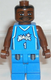 Complete Guide to LEGO NBA Figures, Sets & Upper Deck Cards 51
