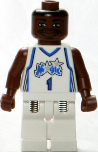 Complete Guide to LEGO NBA Figures, Sets & Upper Deck Cards 52