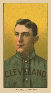 Nap Lajoie Baseball Cards and Autograph Buying Guide 4