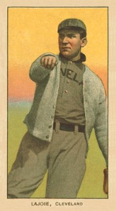 Nap Lajoie Baseball Cards and Autograph Buying Guide 5