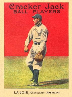 Nap Lajoie Baseball Cards and Autograph Buying Guide 8