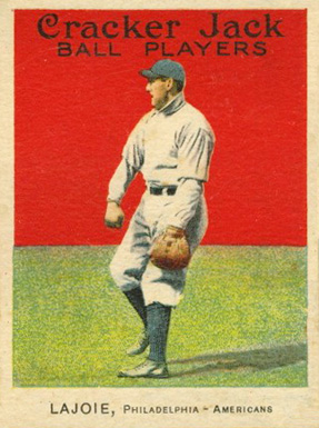 Nap Lajoie Baseball Cards and Autograph Buying Guide 9