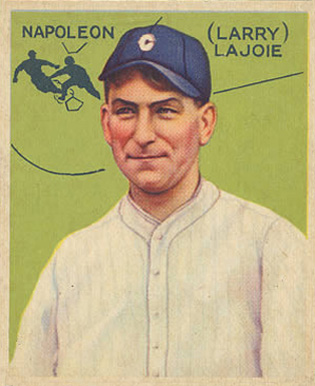 Nap Lajoie Baseball Cards and Autograph Buying Guide 10