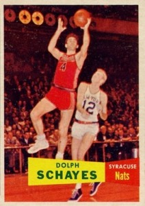 Top Philadelphia 76ers Rookie Cards of All-Time 14