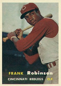 Frank Robinson Baseball Cards and Autographed Memorabilia Guide 1