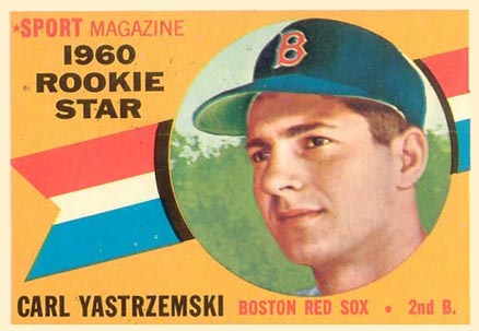 Carl Yastrzemski Cards, Rookie Card and Autographed Memorabilia Guide 1