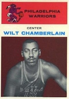 Wilt Chamberlain Cards and Autographed Memorabilia Guide
