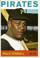 Willie Stargell Cards, Rookie Card and Autographed Memorabilia Guide