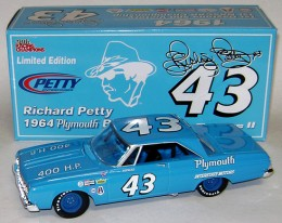 Richard Petty Cards and Autographed Memorabilia Guide 48