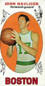1969-70 Topps John Havlicek RC