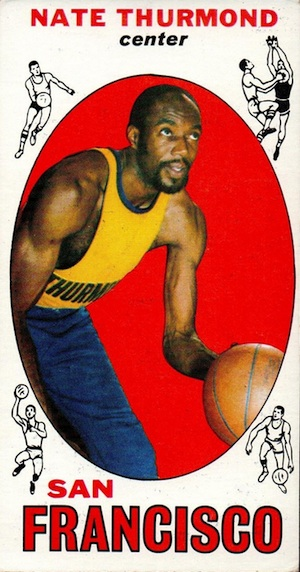 Top 20 Budget Hall of Fame Basketball Rookie Cards of the 1950s & 1960s 10