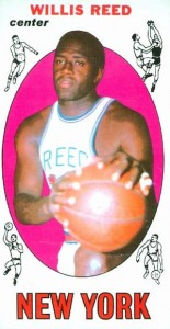 1969-70 Topps Willis Reed RC