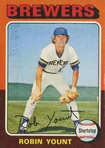 Robin Yount Cards, Rookie Cards and Autographed Memorabilia Guide 1